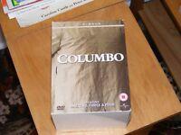 COLUMBO FULL SET OF SERIES 1-4 COMPLETE