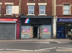 Shop or Office on High St - Choose your finish