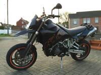 2007 ktm 950sm super moto