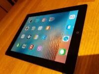 Apple iPad 16Gb Black - with Wifi and 4G Data SIM Slot!! (REDUCED FOR QUICK SALE)