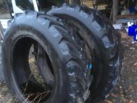 """Tractor tyres 38"""". 18.4"""