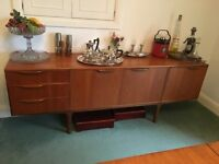 McIntosh Dinning Suite sideboard drinks cabinets 3 drawers