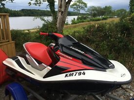 Honda Aquatrax Turbo Jetski - not Seadoo or Waverunner Jet Ski