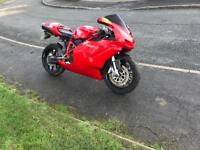 Ducati 749 2005 New Price