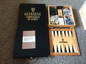 Guinness Compendium of Games Board and Case