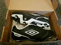 BNIB UMBRO Football Stud Boots £10