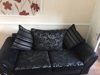 Excellent condition 3 piece sofa