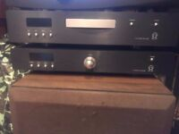 Primare A10 integrated Amplifier and D20 CD player Amazing Sound.