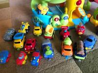 Used, ELC Whizz Around Garage with Emergency Garage & Magnetic Cars for sale  Bury, Manchester