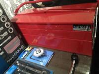 Halfords tools, car tools, socket set job lot