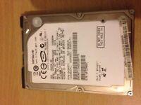 Hitachi 80GB HDD