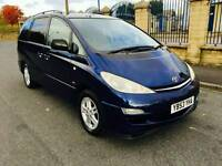 2004 Toyota Previa 1.9 Diesel 7 Seater Spacious Clean Example Swap P.x welcome