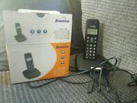 A Binatone digital cordless telephone