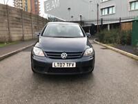 VW GOLF PLUS 2007 AUTOMATIC 1.6 PETRAL MILEGE 34K