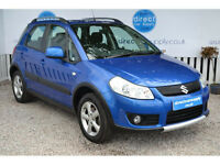 SUZUKI SX4 Can't get car finance? Bad credit, unemployed? We can help!