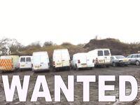 Mercedes Sprinter Wanted