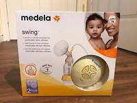 Medela Swing Electric Breast Pump FREE SPARE PARTS