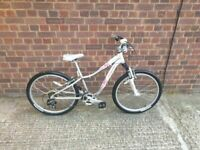 "Specialised Hotrock kids bike 24"" wheels in very good condition and fully working"