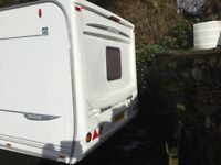 Caravan 4 berth. - SOLD
