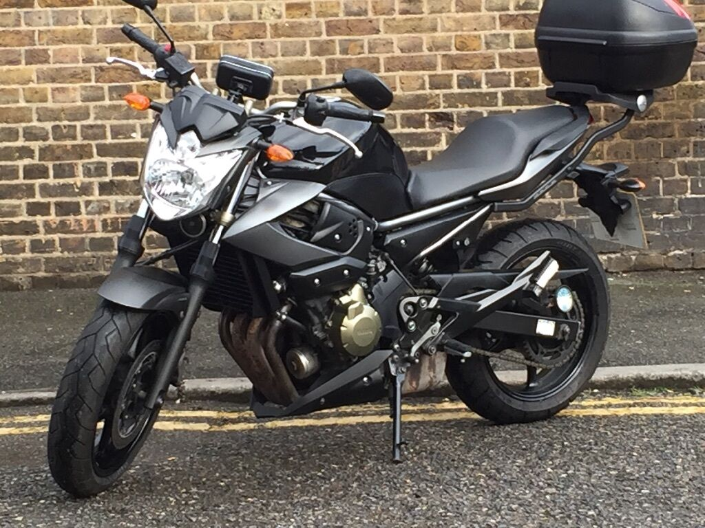 yamaha xj 6 n abs xj6 in ealing london gumtree. Black Bedroom Furniture Sets. Home Design Ideas