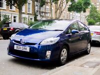 Toyota Prius 2011 - Own While Working Part Time - In-Built Car Rental Technology