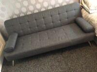 Grey wayfair sofa bed