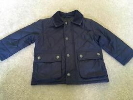 12-18months gap boys coat