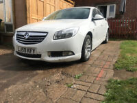 Vauxhall Insignia Sri Vx-line Nav white - Quick Sale - Spares or Repair