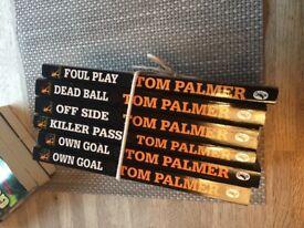 Boys fiction football books