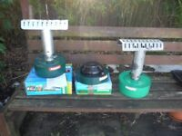 2 X Parasene Greenhouse Paraffin Heaters and 1 cold frame heater plus Paraffin