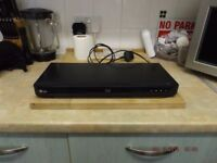 lg blu-ray player model number bd550 in good condition