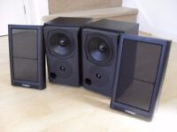 Classic Mission 760i SE loudspeakers with User Manual - Superb condition.