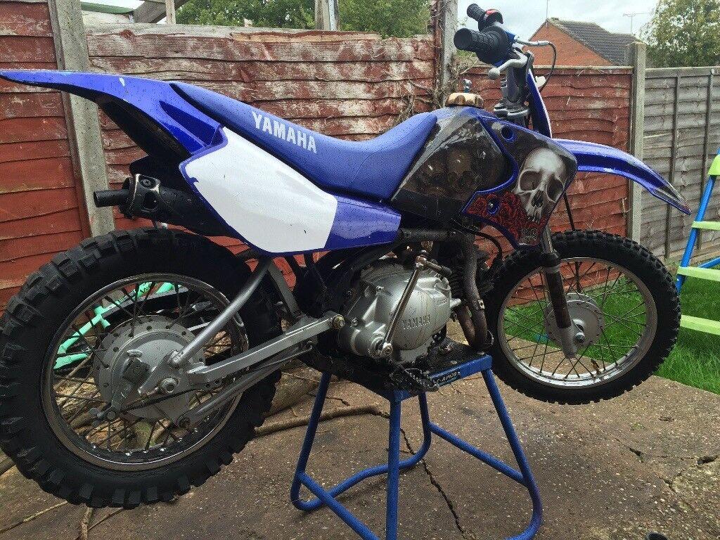 YAMAHA TTR 90cc 2008