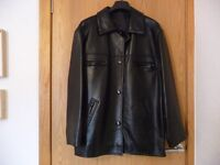 Reportage RGA Gents LEATHER JACKET