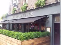 Assistant Manager Food Pub £22k per annum live in
