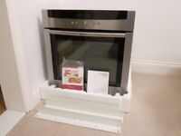 NEFF Brushed Stainless Steel Electric Fan Oven B1564