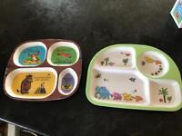 Baby Divider Plates