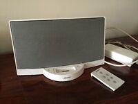 Bose Sound Dock white