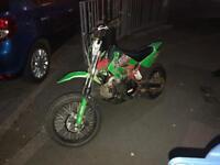 Pitbike 125cc Needs TLC