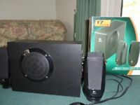 PC Speakers,Logitech.