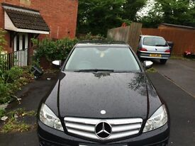 MERCEDES C CLASS c220 / VERY CLEAN 2 LADY OWNERS