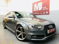 2014 AUDI A4 2.0 TDI S LINE BLACK EDITION STYLING