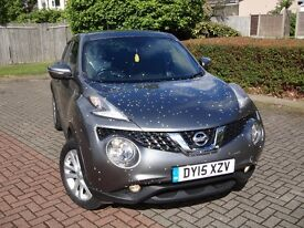 Nissan Juke 1.2 Dig-T - 2015 - Cat D (No Collision) - 20k Miles - Recent New engine + gearbox