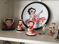 Betty boop ornaments and bits