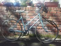 lovely vintage women's bicycle