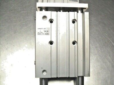 Smc Mgpm40tn-100z- Cylinder Compact Guide Slide Bearing 40mm Bore 100mm
