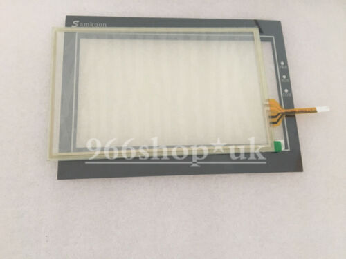 1X For SK-070BE Touch Screen Glass Panel + Protective film