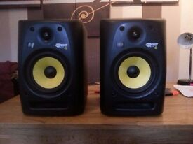 KRK Rokit 6 Monitors/ speakers