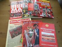 Manchester United Books