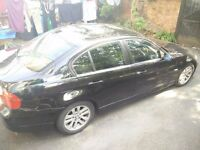 2005 (55) BMW 2.0 318d SE 143Bhp 4dr Black - Very well looked after - CHEAPEST ON GUMTREE